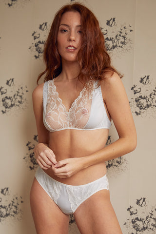 Alice Black Bra & Brief Set
