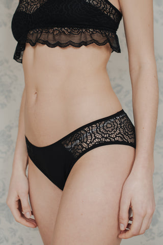 LAST SIZES Alice Black Brief