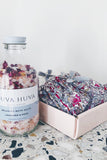 Lavender & Rose Bath Salts