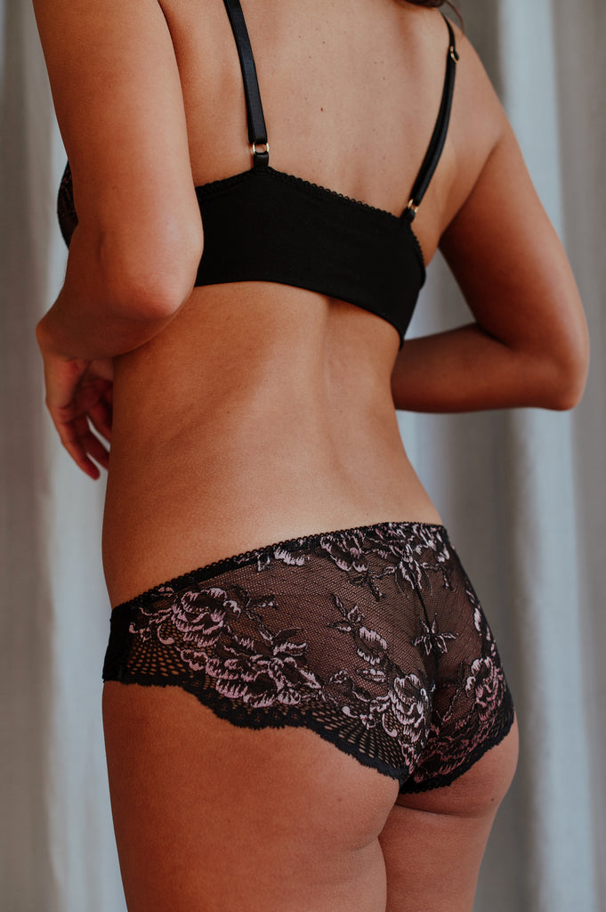 Emily Black Rose Brief