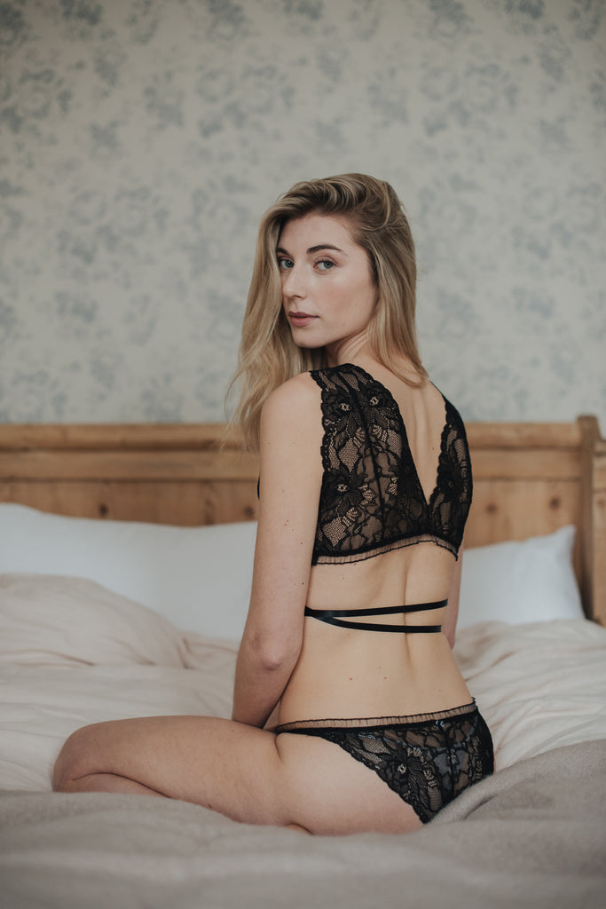 Marion Bra and Brief Set