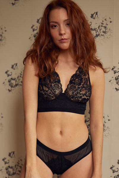 Olivia Black Bra and Brief Set £64.00 £69.00 325936db2