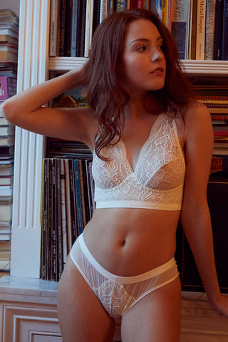 Neva Bamboo Frilly Knicker