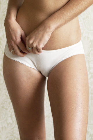 Bonny Cream Brief