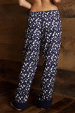 Starflower Jersey Lined Lounge Pant