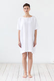 Loose Fit Natural Linen Dress