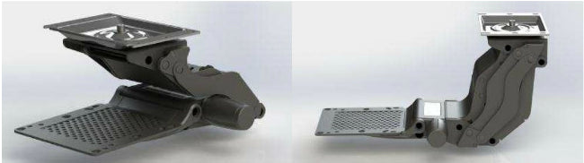 Vanish Trackless Keyboard Tray W How To Video Ergo Experts