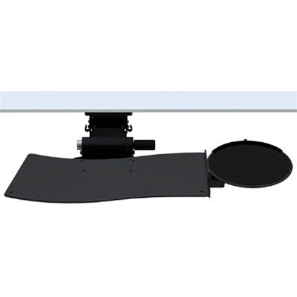Humanscale 300 Curved Keyboard Tray System Ergo Experts