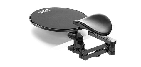 ErgoRest 352-023 Articulating Arm Rest with Mouse Pad