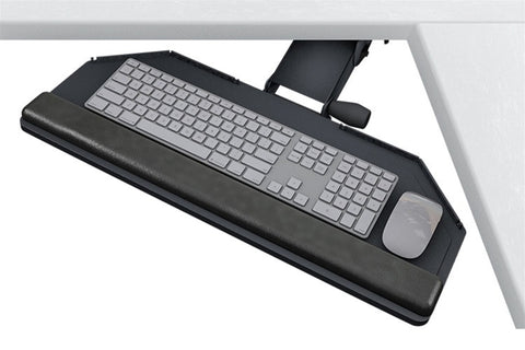 ESI 355DS Dual Swivel Keyboard Tray System