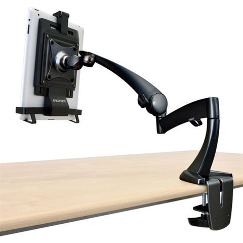 electronics stand desk quad shipping today mount ergotron free monitor product