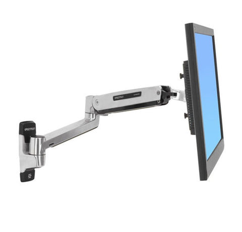 Ergotron LX Sit-Stand Wall Mount LCD Monitor Arm
