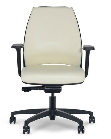 VIA Seating 4U Upholstered Ergonomic Task Chair