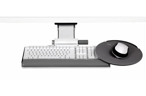 Humanscale 6gw White Keyboard Tray System Ergo Experts