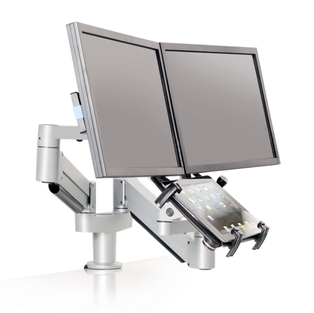 Innovative Switch Adjustable Tablet Amp Dual Lcd Mount