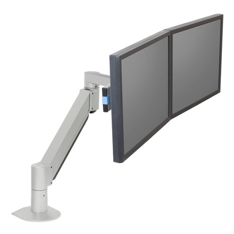 "Innovative 7500-Wing Dual LCD Monitor Arm 27"" (Vertical or Horizontal)"