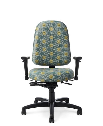 Office Master 7770 Paramount Medium Ergonomic Task Chair