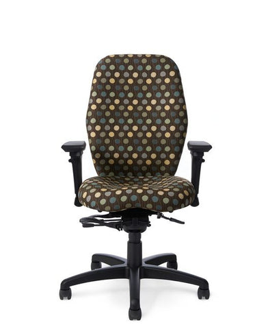 Office Master 7893 Paramount Extra Tall Ergonomic Task Chair