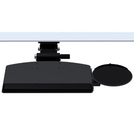 Humanscale 800 Radiused Keyboard Tray System