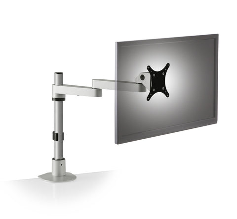Innovative Long-Reach Arm LCD Pole Mount