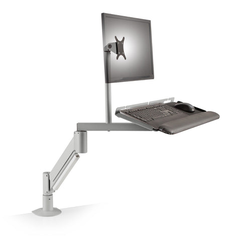 "Innovative Heavy Duty 31"" Desktop Workstation Arm"