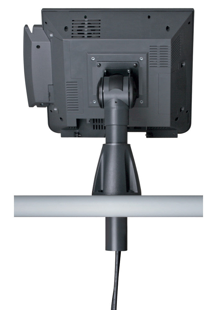 Innovative Height Adjustable Pos Through Counter Mount 5