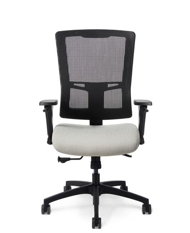 Office Master AF508 Affirm Simple High-Back Mesh Chair