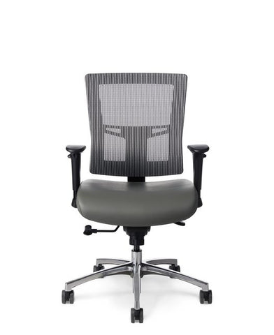 Office Master AF514 Affirm Management Mid-Back Mesh Chair