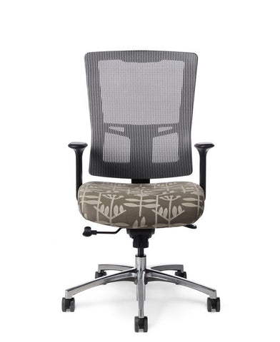 Office Master AF518 Affirm Management High-Back Mesh Chair