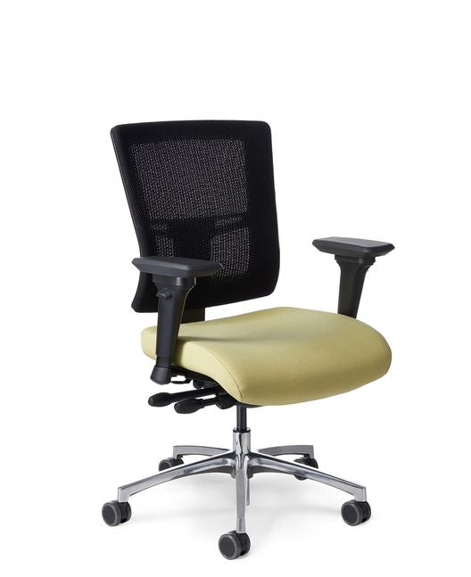 Office Master Af524 Affirm Executive Mid Back Mesh Chair