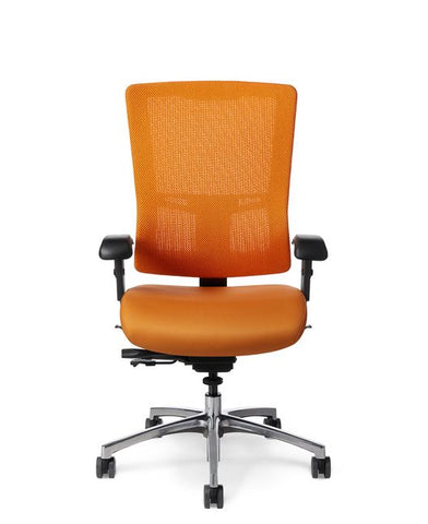 Office Master AF588 Affirm Multi-Function High-Back Mesh Chair