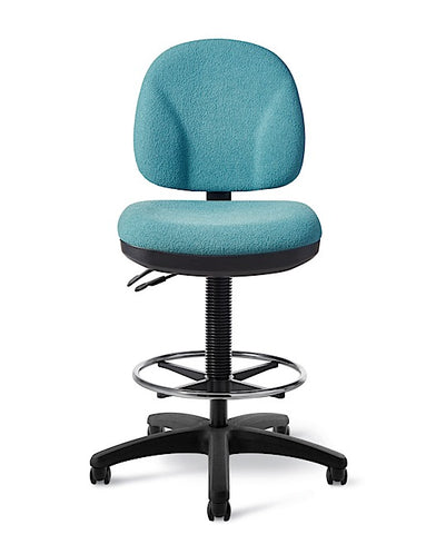 Office Master BC45 Budget Ergonomic Drafting Stool