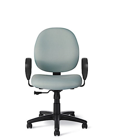 Office Master BC85 Budget Mid-Back Medium Manager's Ergonomic Chair