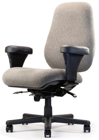 Neutral Posture BTC16800 Big & Tall Jr. Chair, Wide Back, Large Seat