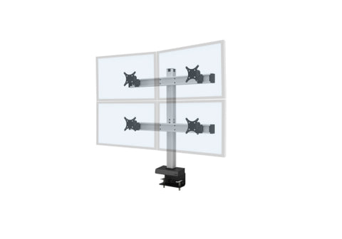 Innovative Bild-2/2 2 Over 2 Monitor Mount