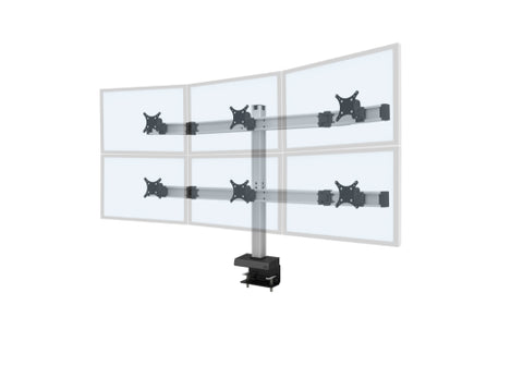 Innovative Bild-3/3 3 Over 3 Monitor Mount
