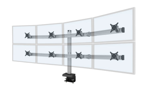 Innovative Bild 4 Over 4 Monitor Mount