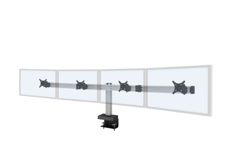 Innovative Bild-4 Quad Monitor Mount