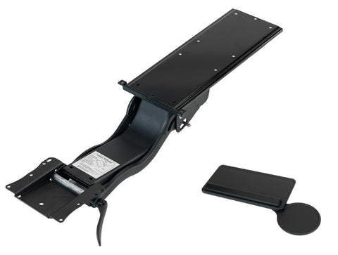 Cobra Sit-Stand Keyboard Tray System - Choose a Platform