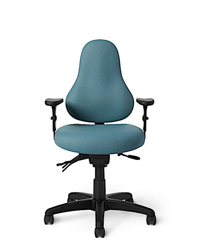 Office Master DB53 Discovery Back Ergonomic Task Chair Small-Petite