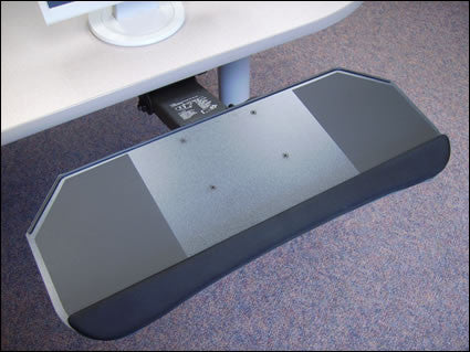 Comfort Zone Adjustable Big Board Keyboard Tray System