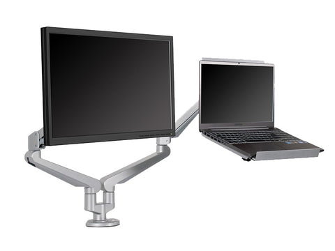 ESI EDGE2-COMBO Dual Monitor/Laptop Arm