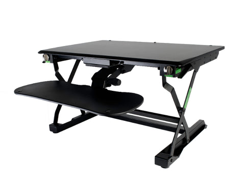 Goldtouch EasyLift Fitness Desk