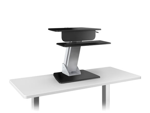 ESI Ergorise Lift Desktop Sit Stand Workstation