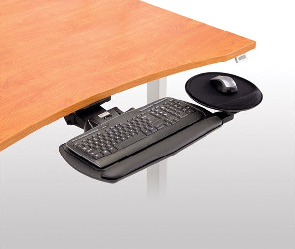 Workrite Fundamentals Mouse Over Keyboard Tray System