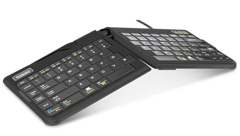 Goldtouch Go!2 Mobile/Travel Keyboard (USB - PC/Mac)