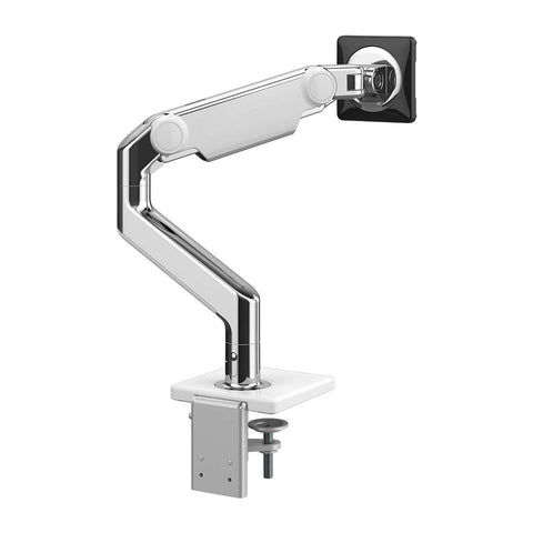 Humanscale M8.1 Adjustable Monitor Arm - Open Box