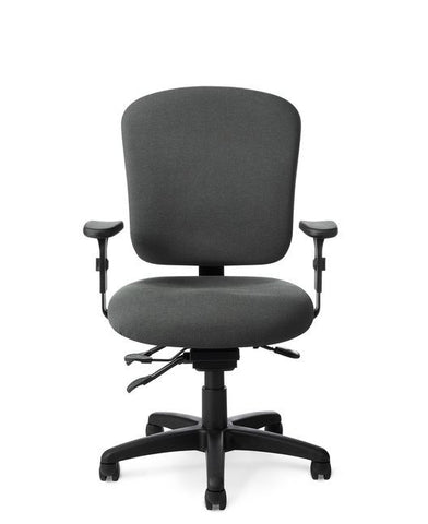 Office Master IU54 24-7 Intensive Use Medium Ergonomic Task Chair