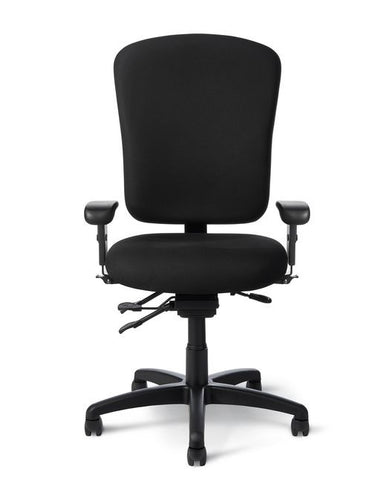 Office Master IU58 24-7 Intensive Use High-Back Ergonomic Task Chair