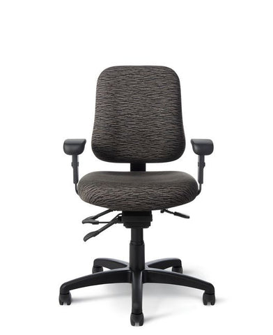 Office Master IU72 24-7 Intensive Use Ergonomic Task Chair